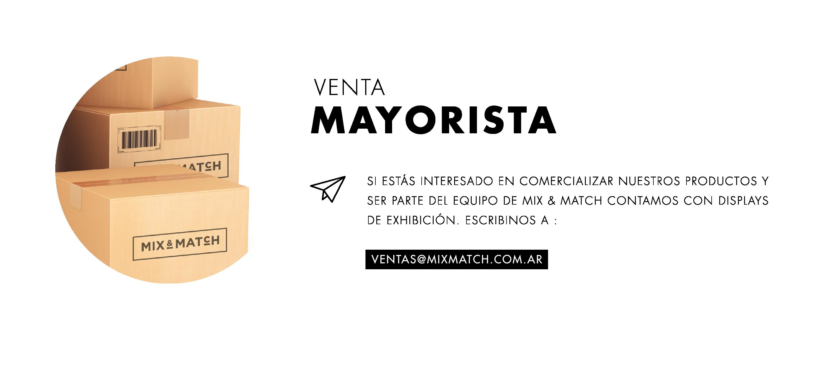 Tienda Online de Mix Match - Venta Mayorista 3275960a00f7a