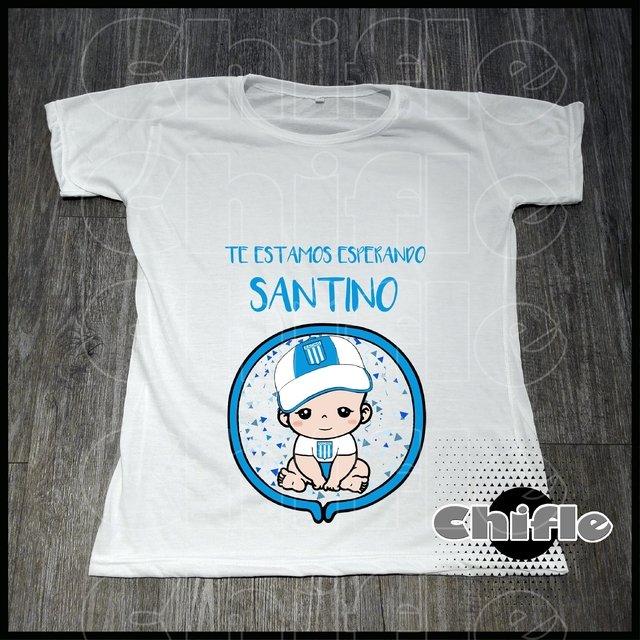 dbee4271a Remera Futura Mamá Racing Niño - Comprar en Chifle