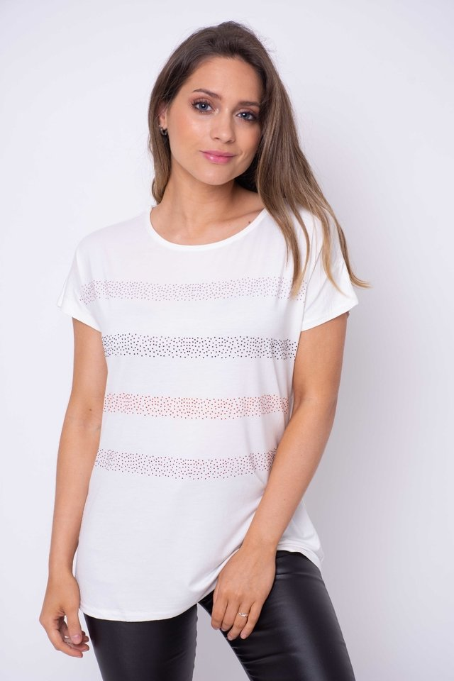 Remera Bright Art:2654