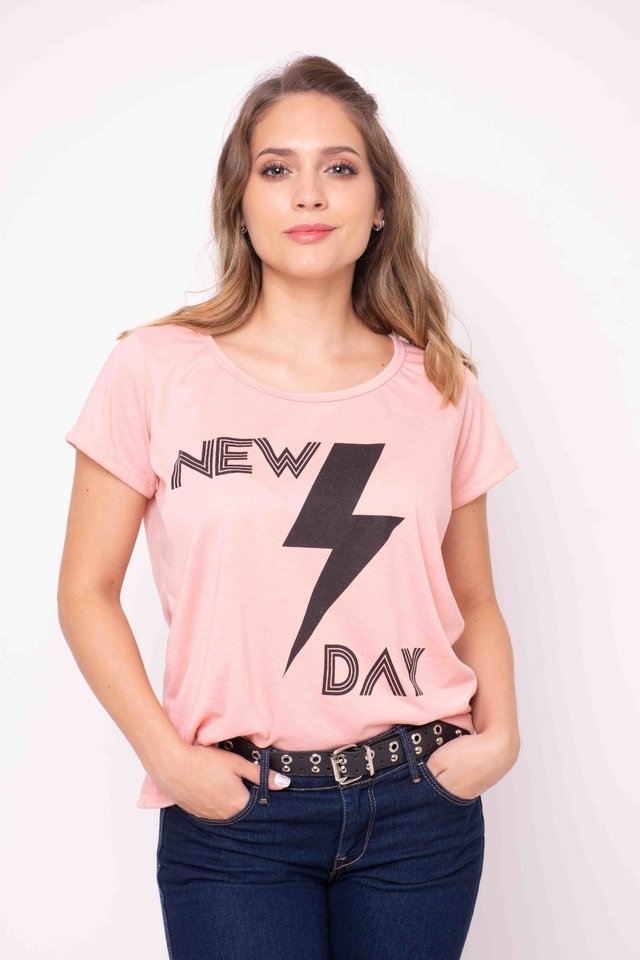 Remera New Day Art:3297 en internet