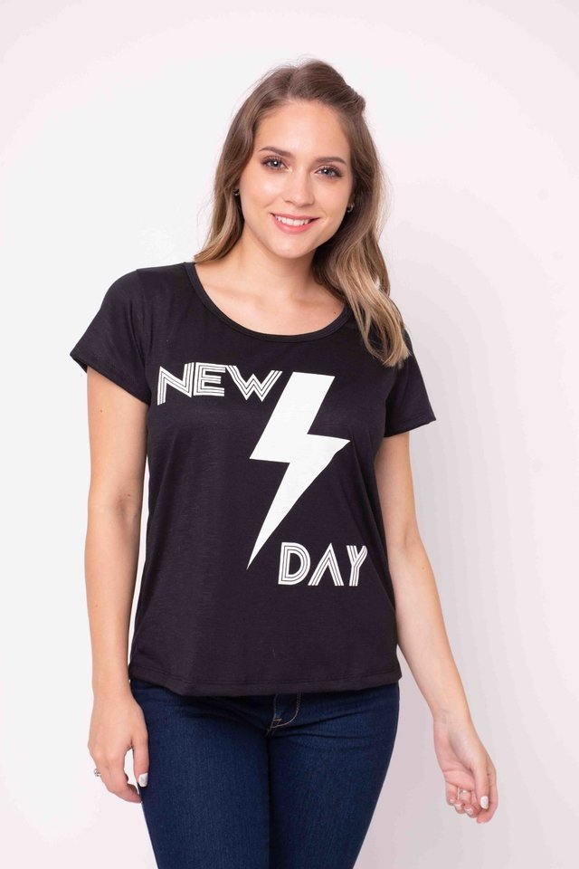 Remera New Day Art:3297 - tienda online