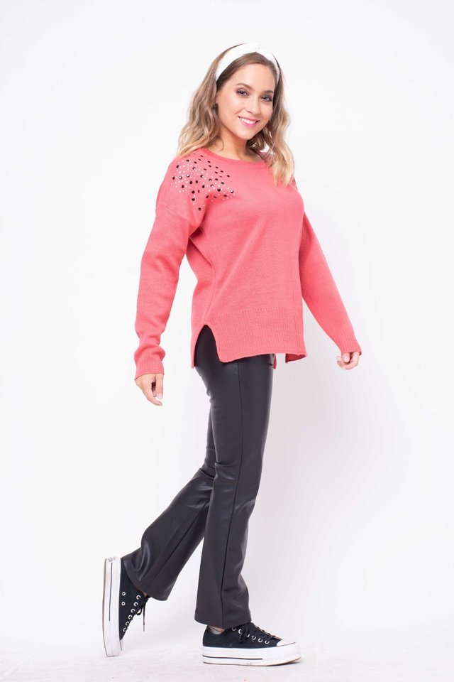 Sweater Marlene con Tachas Art:3131