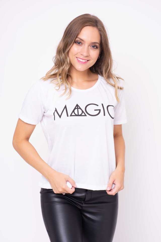 Remera Magic Art:3139