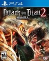 PS4 - ATTACK ON TITAN 2 | PRIMARIA