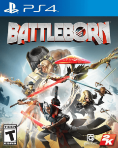 PS4 - BATTLEBORN | PRIMARIA