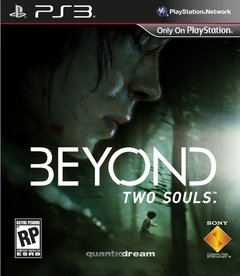 PS3 - BEYOND TWO SOULS (SOLO INGLES)