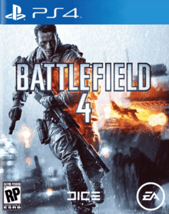 PS4 - BATTLEFIELD 4 | PRIMARIA