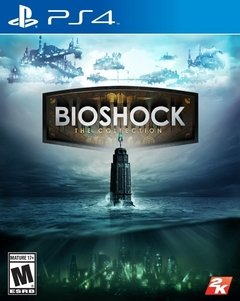 PS4 - BIOSHOCK: THE COLLECTION | PRIMARIA (3 JUEGOS)