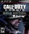 PS3 - CALL OF DUTY GHOSTS | GOLD EDITION