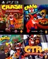 PS3 - CRASH BANDICOOT COLLECTION (4 JUEGOS)