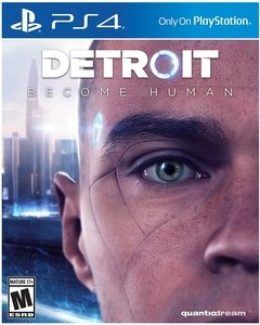 PS4 - DETROIT: BECOME HUMAN | PRIMARIA