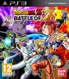 PS3 - DRAGON BALL Z: BATTLE OF Z