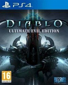 PS4 - DIABLO 3: REAPER OF SOULS | PRIMARIA