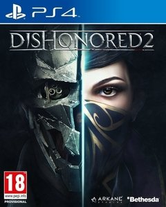 PS4 - DISHONORED 2 | PRIMARIA