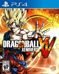 PS4 - DRAGON BALL: XENOVERSE | PRIMARIA