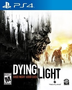 PS4 - DYING LIGHT | PRIMARIA