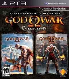 PS3 - GOD OF WAR: COLLECTION (GOW 1 y 2) ESPAÑOL