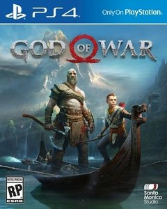 PS4 - GOD OF WAR 2018 | PRIMARIA YA EN STOCK!!
