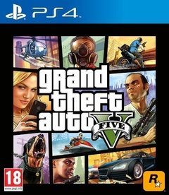 PS4 - GTA 5 | PRIMARIA