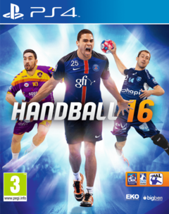 PS4 - HANDBALL 16 | PRIMARIA