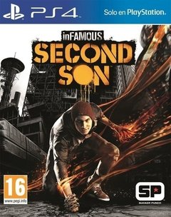 PS4 - INFAMOUS: SECOND SON | PRIMARIA