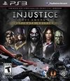 PS3 - INJUSTICE: GODS AMONG US - ULTIMATE EDITION
