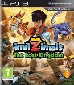 PS3 - INVIZIMALS