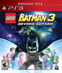 PS3 - LEGO: BATMAN 3