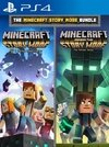 PS4 - MINECRAFT: STORY MODE TEMP. 1 y 2 | PRIMARIA