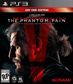 PS3 - METAL GEAR SOLID 5: THE PHANTOM PAIN