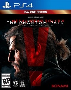 PS4 - METAL GEAR SOLID 5: THE PHANTOM PAIN | PRIMARIA