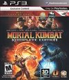 PS3 - MORTAL KOMBAT 9: KOMPLETE EDITION