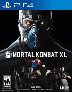 PS4 - MORTAL KOMBAT XL | PRIMARIA