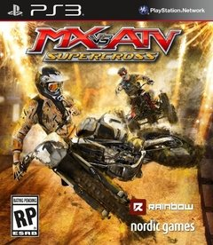 PS3 - MX Vs. ATV SUPERCROSS