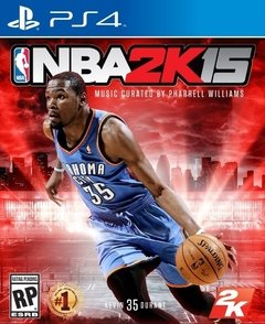 PS4 - NBA 2K15 | PRIMARIA