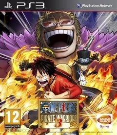 PS3 - ONE PIECE PIRATE WARRIORS 3 | GOLD EDITION