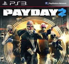 PS3 - PAYDAY 2 PAY DAY