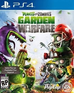 PS4 - PLANTS VS ZOMBIES 1 | PRIMARIA