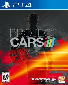 PS4 - PROJECT CARS | PRIMARIA