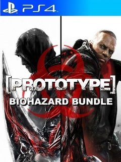 PS4 - PROTOTYPE: BIOHAZARD BUNDLE | PRIMARIA
