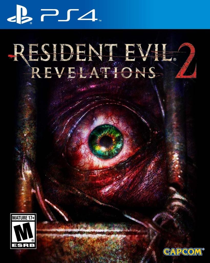 Ps4 Resident Evil Revelations 2 Primaria