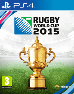 PS4 - RUGBY WORLD CUP 2015 | PRIMARIA