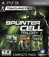 PS3 - SPLINTER CELL: COMPLETE PACK (5 JUEGOS)
