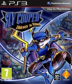 PS3 - SLY: THIEVES IN TIME