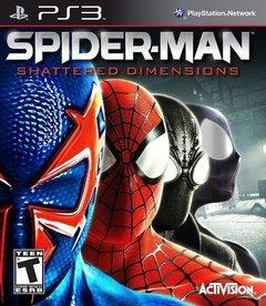 PS3 - SPIDERMAN: SHATTERED DIMENSIONS (SOLO INGLÉS)