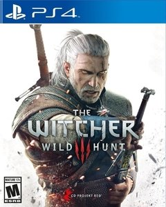 PS4 - THE WITCHER 3 | PRIMARIA