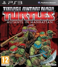 PS3 - TORTUGAS EN MANHATTAN