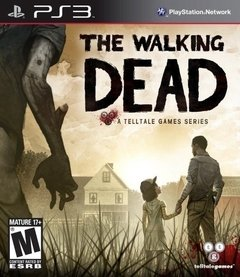 PS3 - THE WALKING DEAD TEMP. 1 COMPLETA (5 CAPITULOS - SOLO INGLÉS)