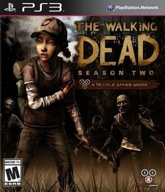 PS3 - THE WALKING DEAD TEMP. 2 COMPLETA (5 CAPITULOS - SOLO INGLÉS)