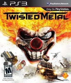 PS3 - TWISTED METAL